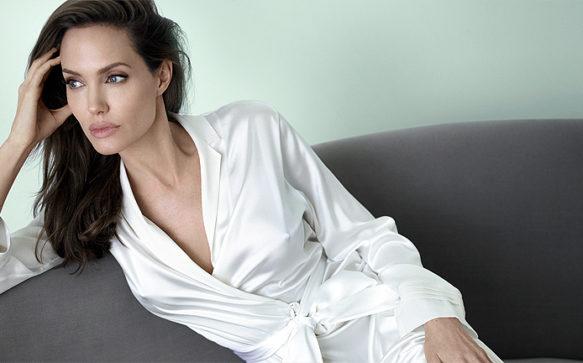Jolie se diz aliviada com o fim da investigação de Pitt