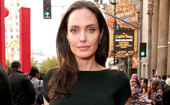 "Angelina Jolie @ Premiere de ""Kung Fu Panda 3"""
