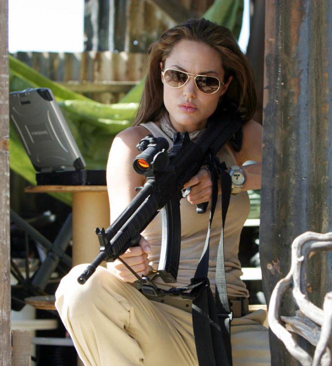 Angelina Jolie pode protagonizar drama de guerra