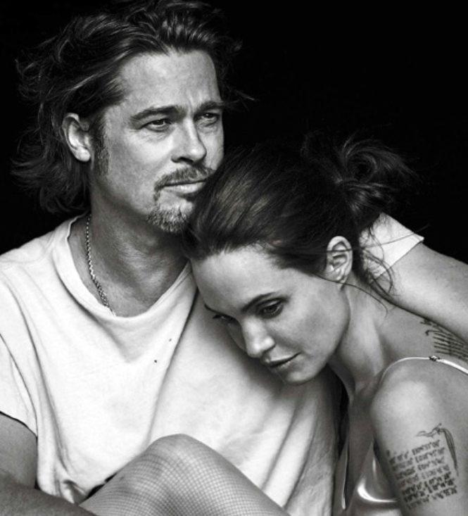 É oficial: Angelina Jolie pede divórcio de Brad Pitt