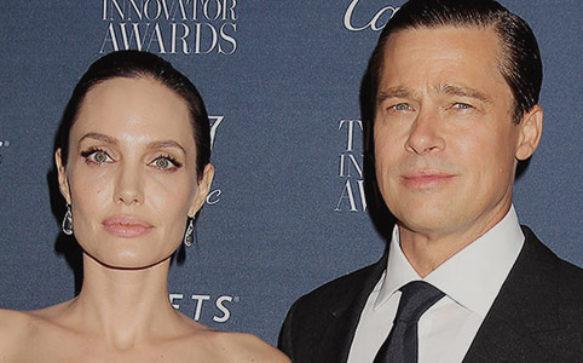Angelina Jolie e Brad Pitt chegam a um acordo temporário