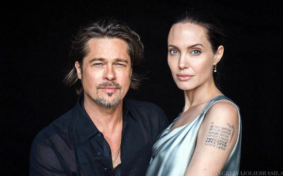 Angelina Jolie e Brad Pitt podem ter assinado acordo