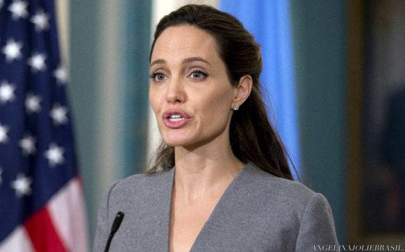 Angelina Jolie critica decreto de Donald Trump