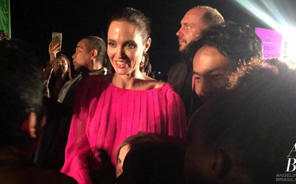 "Angelina Jolie: Premiere de ""FTKMF"" no Camboja"