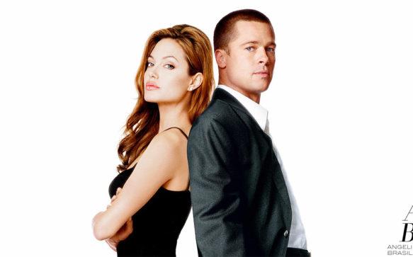 Rumor: Angelina Jolie e Brad Pitt voltam a se falar