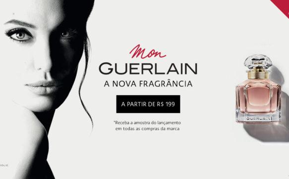 Perfume Mon Guerlain já pode ser adquirido no Brasil