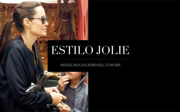 Estilo Jolie: visitando feira medieval com os filhos