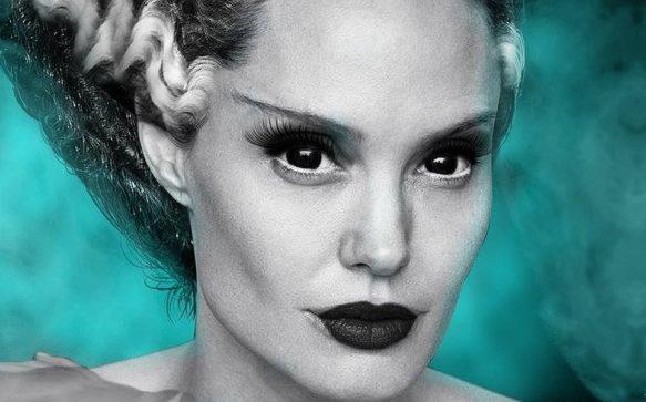 "Rumor: Universal quer Jolie em ""A Noiva de Frankenstein"""
