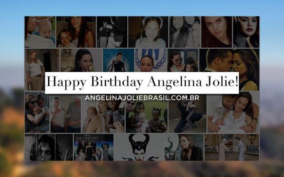 Happy Birthday Angelina Jolie!!